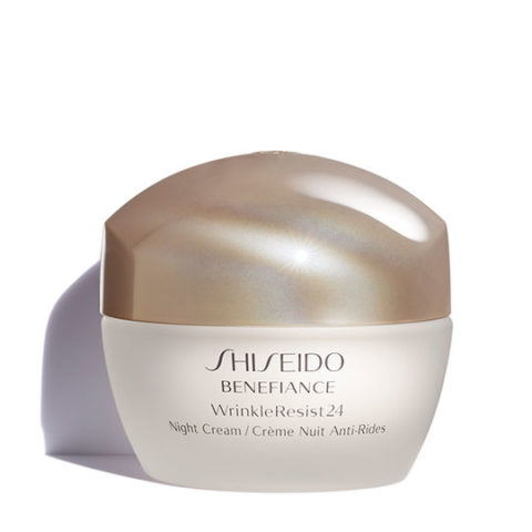 SHISEIDO BENEFIANCE WRINKLE RESIST 24 NIGHT CREAM 50ML